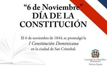 Día de la constitución